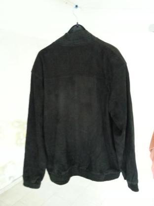 Damen-Lederjacke, schwarz