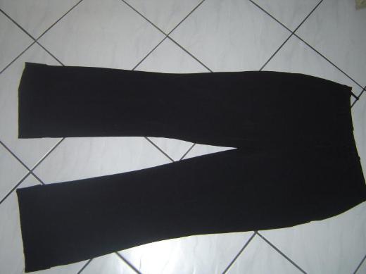 schwarze Hose H & M Gr. 42