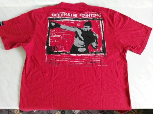 Offensive Fighting Shirt