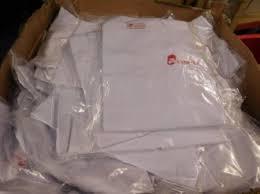 airberlin T-Shirt weiss XL