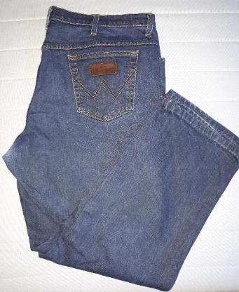Verkaufe Wrangler-Jeans