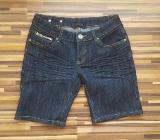 Jeans Bermuda / Shorts GR M - Aalen