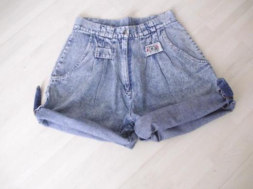 Jeans-Shorts Gr. 38