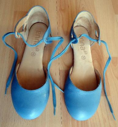 Damen Schuhe Sandaletten Gr. 36 ENNA Naturschuhe