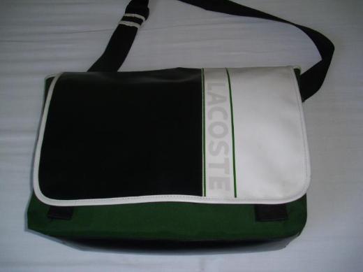 Original Lacoste Messenger Bag Messengertasche NEU