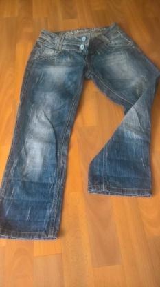 soccx caprihose 3/4 Jeans