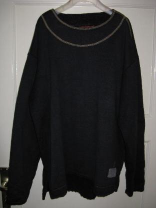 REPLAY - Kuscheliger weicher REPLAY Pullover in dunkelblau