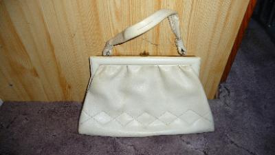Alte Handtasche