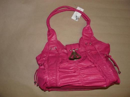 Handtasche Damen Pink coole design Neu Schultertasche Mädchen