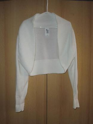 Bolero - passend zum Kleid zu verkaufen *Größe 146*
