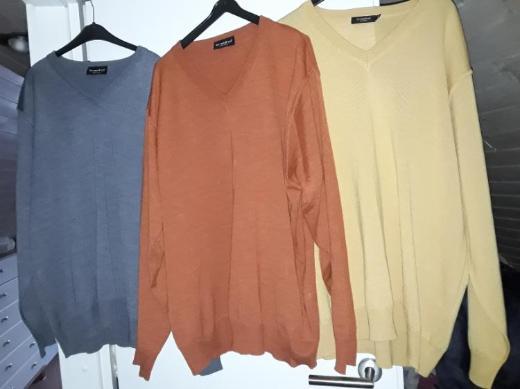 BREIDHOF Pullover
